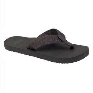 46007771f8a7 Reef Shoes - Reef Smoothy Sandal Flip Flops - Grey Men 7